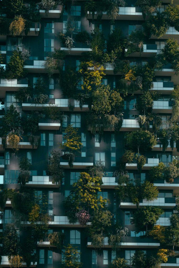 Bosco urbano verticale