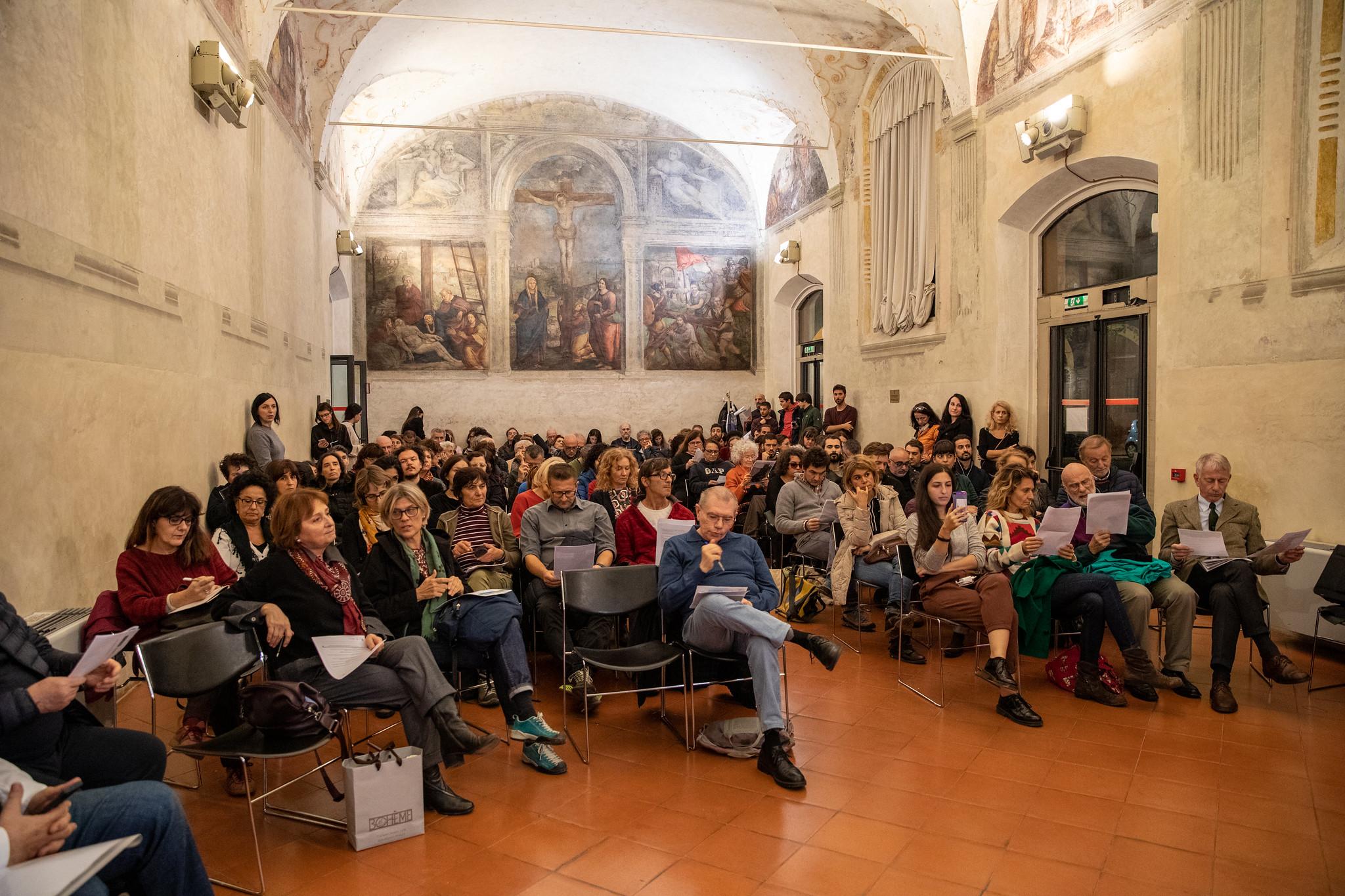 Un clima di partecipazione: inizia il percorso di definizione delle assemblee cittadine