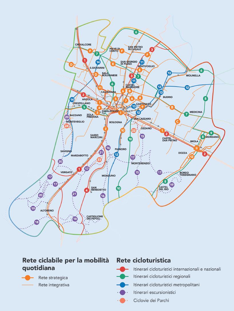 Mobilità sostenibile: Bologna ha (già) un piano