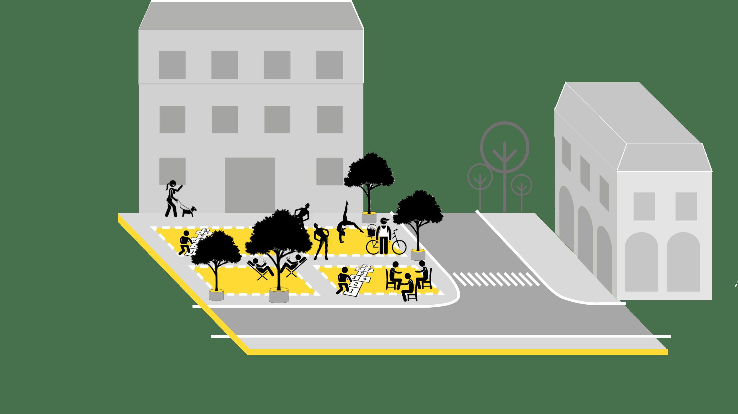 Il Piano per la Pedonalità emergenziale: partire dall'emergenza per rispondere a bisogni reali e diffusi
