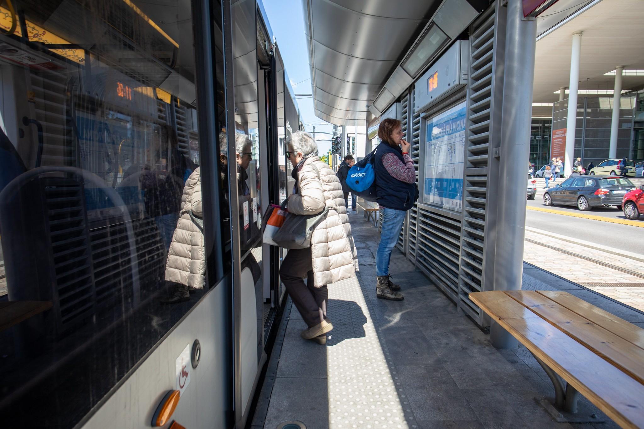 Tram, un progetto collettivo
