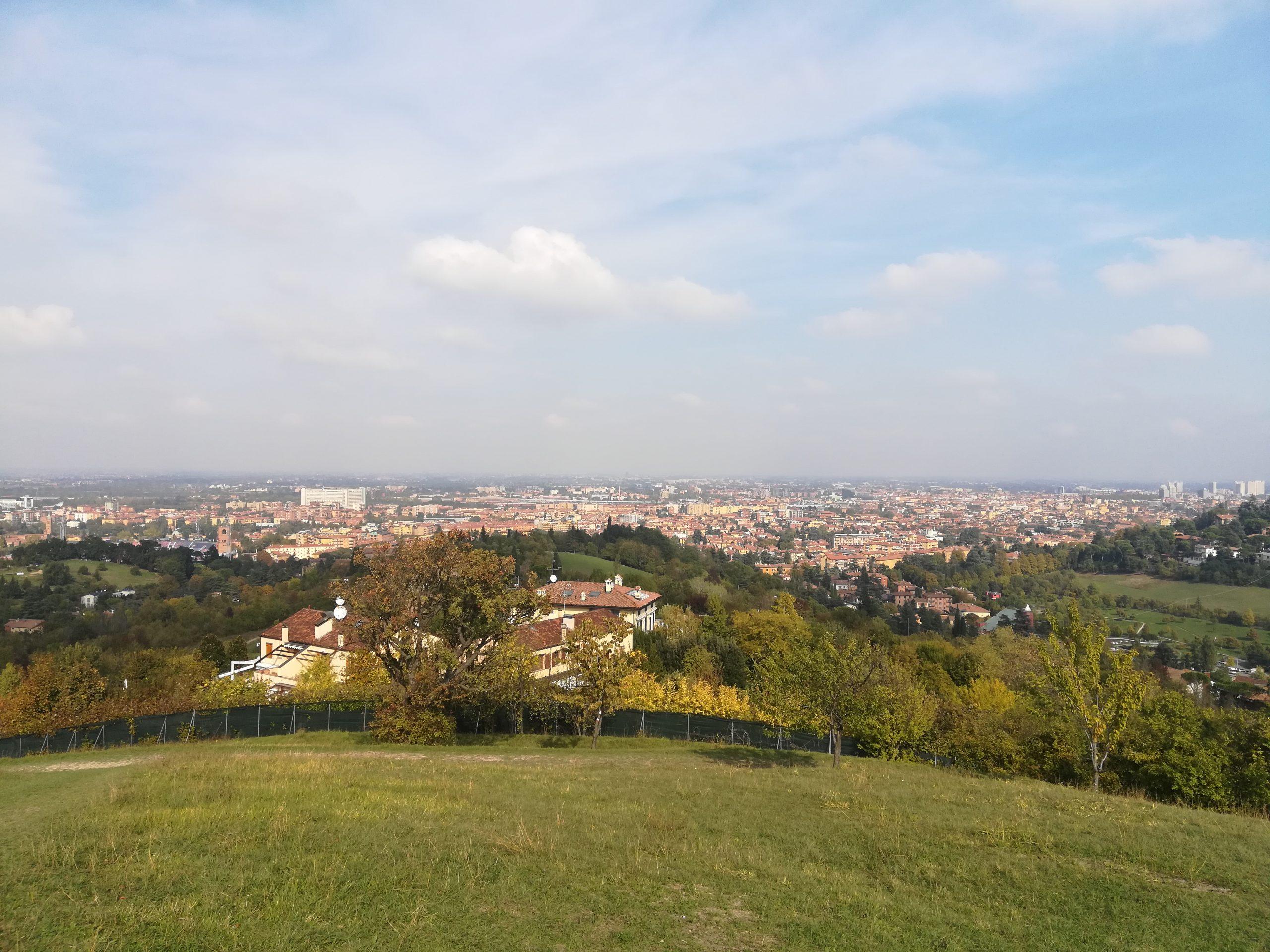 Come si misura il consumo di suolo a Bologna