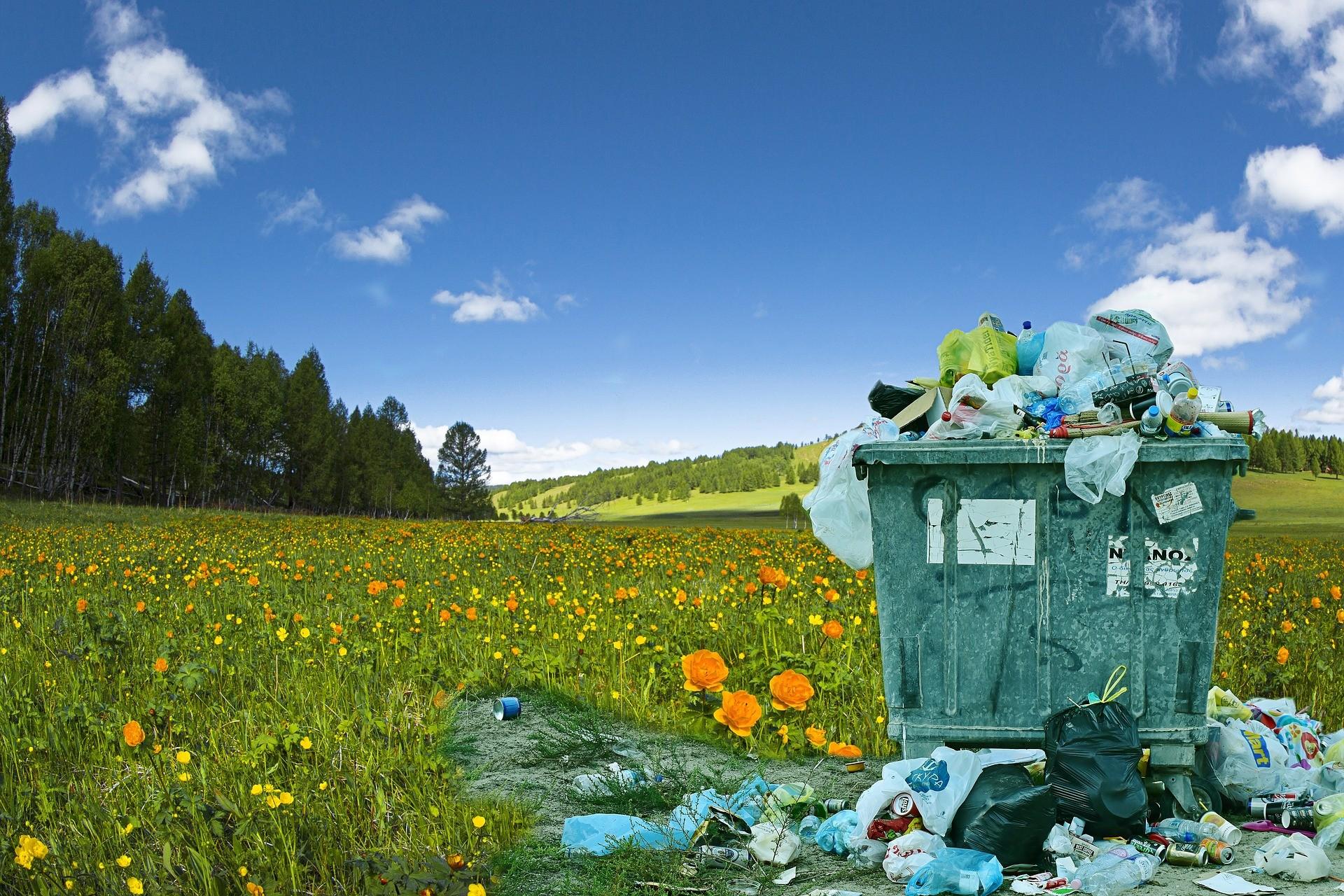 Aumenta la differenziata, ma anche i rifiuti