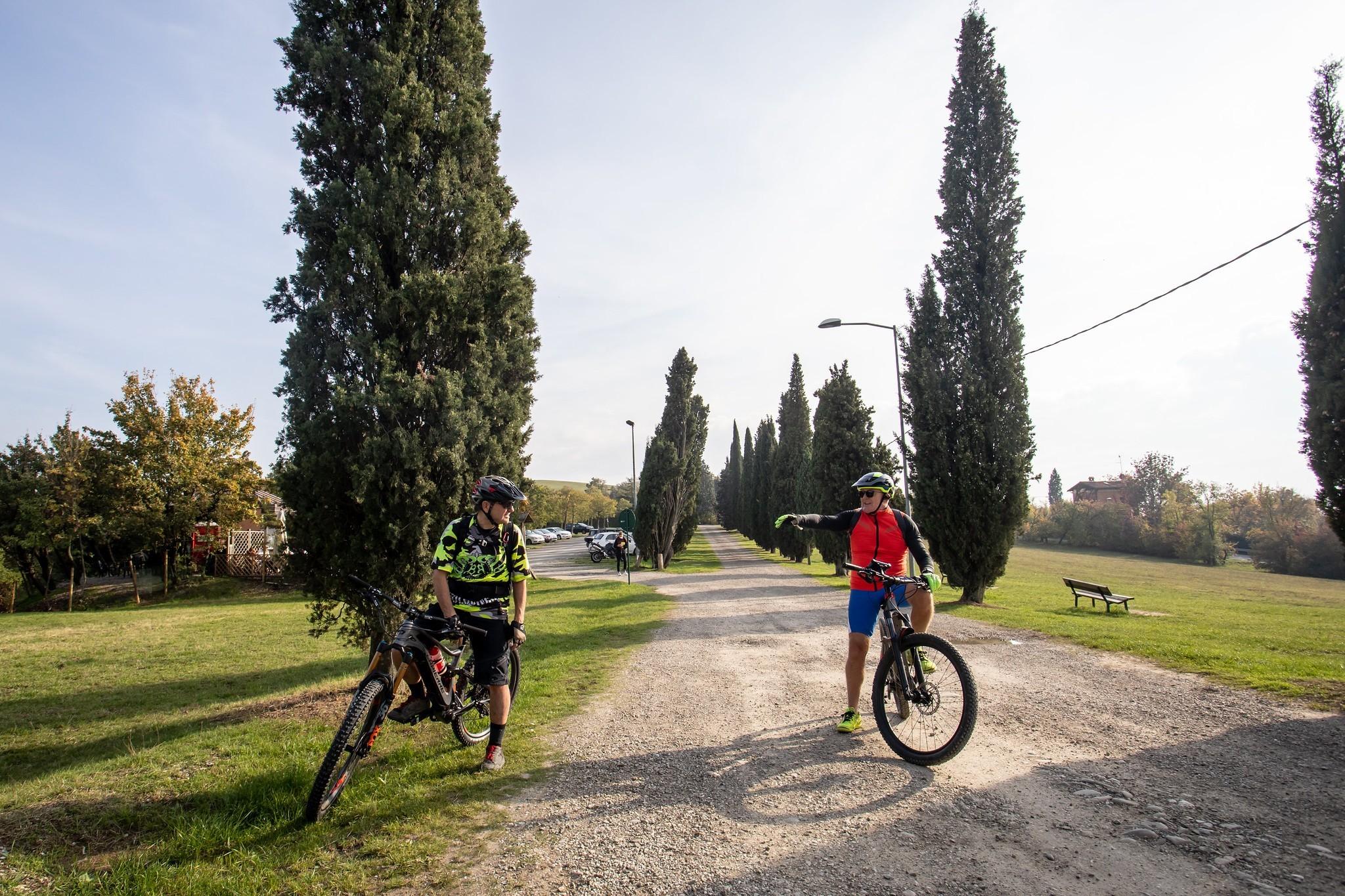 5 gite fuori porta, partendo in bici da Bologna